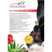 FOLLIREX HAIR GROWTH PROMOTOR SHAMPOO