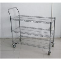 Multilayer tool cart