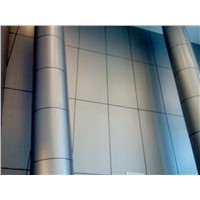 customer design aluminum  curtain wall system