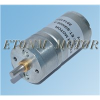 mini 25mm electric dc motor