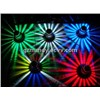 LED Effects Lighting Disco 3 in 1 LED RGB Sunshine Light Sound Control(MD-I024)
