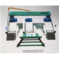 3TQ100 three tablets of stone head cutting machine