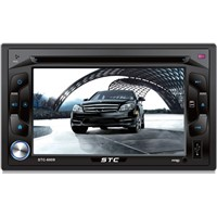 6.2' double din car dvd