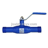 Ball valve-Stainless steel valve-valve for heating pipeline-full welded ball valve DN25