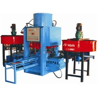 JS1000 Automatic Artificial Stone Tile Press