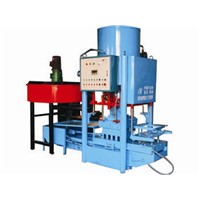 JS-800 Automatic Artificial Stone Tile Press