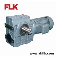 Low energy consumption Worm Helical Gear Motor for metallurgical machinery