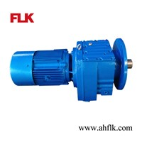 RF Inline Helical Geared Motor