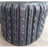 Rubber track for track loader (381x101.6x42)