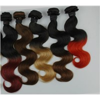 Sell brazilian virgin hair, indian remy hair extension, Factory price virgin hair,dye any color