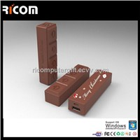 chocolate power bank,Power bank for Christmas,Power bank for gift--PB613