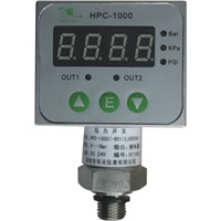 Digital pressure /level controller HPC-1000