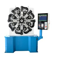 ADTECH GH-CNC35 Coiling Spring Machine with four Axis