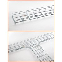 CM50 Wire Mesh Cable Tray EZ