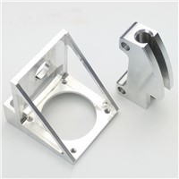 CNC machining parts of aluminum