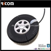 Car wheel mouse,car tire mouse,Tire shape mouse--MO7021