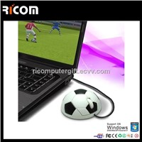 Computer Football mouse,soccer shape mouse,Basketball shape mouse--MO7018