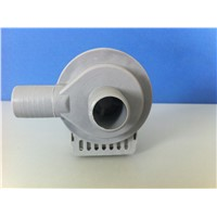 Diaphragm pump for coffee machine
