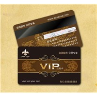 Unique Items Sell Magnetic Stripe Parking Card