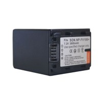NP-FV100 Battery Pack For Sony HDR-XR150 HDR-XR160 HDR-XR260V Handycam Camcorder