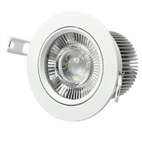 New Design 95mm LED Down Light/4 Inch Driverless Dimmable LED Downlight