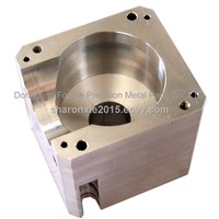 Precision CNC Aluminum Machined part