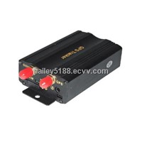 Hot Realtime GSM SMS Vehicle Car GPS Tracker Device TK103B w/ Remote C