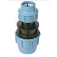 Socket Connector Pipe Fitting Compress Reducing Coupler
