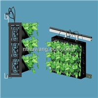 Living Vertical Green Wall Garden Supplier Module Flower Pots & Planters