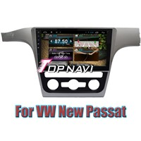 1024*600 10.1inch Capacitive Touch Screen Car GPS Navi For VW New Passat 3G WIFI IPOD BT TV Radio