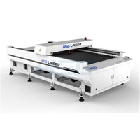 HS-B1530 acrylic and wood laser cutting machine