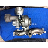 Turbocharger,GARRETT turbo,GT1646V 751851-0003