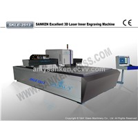 Excellent 3D Laser Inner Engraving Machine