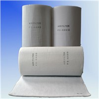 F5 non-woven fabric micron ceiling filter media
