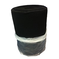 Activated Carbon Dust Pocket Air Filter, activated carbon foam