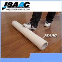 Polythene floor protective film