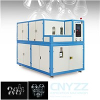 Taizhou high quality pet jars blowing machine 2Cav. wide mouth bottles stretch blowing machine