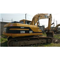 Original Caterpillar 320B digger