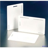 Low Cost RFID Door Lock Plastic ID Card Holder