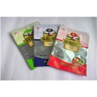 FDA ASTM Approved Reclosable Reusable dry fruite plastic bag for food grade Use Packaging
