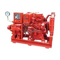 Factory Wholesale High Pressure Fire Pump