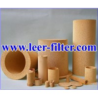 Sintered Bronze Filter Cartridge