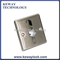 Stainless Steel Door Release Push Button ABK-801B Exit Door Push Button