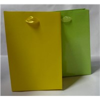 colorful paper bag-small