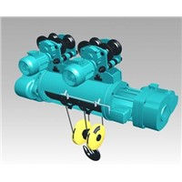 MD type construction electric wire rope hoist