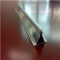 Spring tee,clip-in carrier,metal ceiling clip-in system,triangle keel