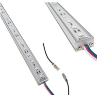 U Shape Rigid Light Bar/ LED Rigid Strip Light/ LED Aluminum Profile In RGB 5050SMD