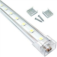 U Shape Rigid Light Bar/ LED Rigid Strip Light/ LED Linear With Cover In 5050SMD