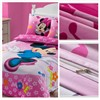 Beautiful Children Fairy Bedding Set 3pcs, Quilt Cover, Bed Sheet, Pillow Case, Mickey Mouse Design