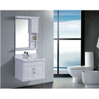 modern bathroom vanity  with led light OGF315